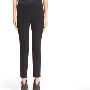 Rag & Bone Polly black side zip ankle pants size 6